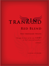 2015 Tranzind Red Blend Label